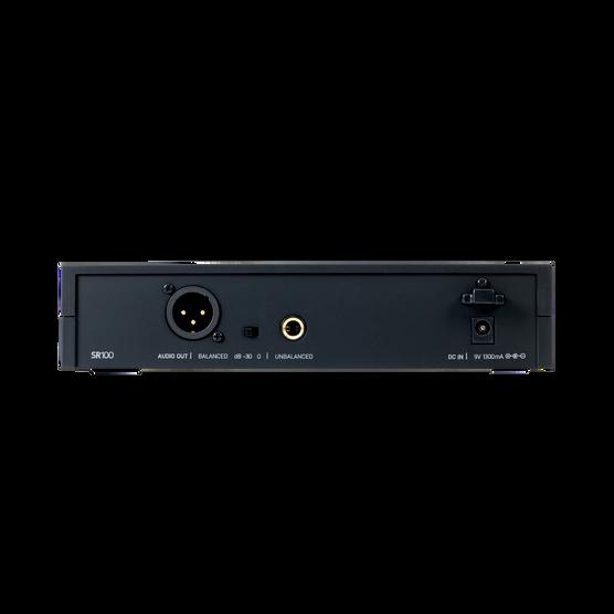 DMS100 Instrument Set - Black - Digital wireless instrument system - Back