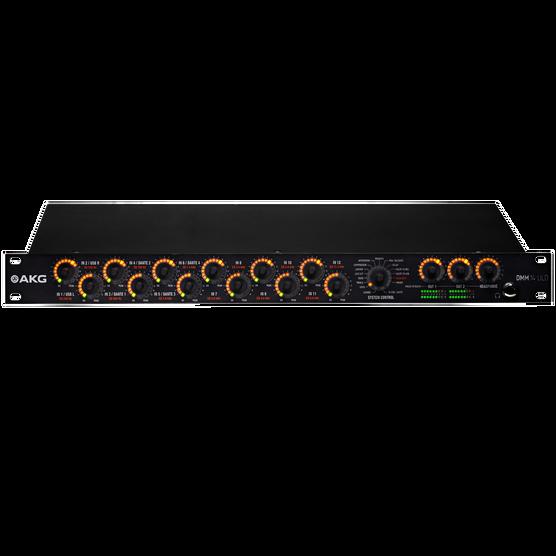 DMM14 ULD - Black - Reference digital automatic microphone mixer w/DANTE - Detailshot 1