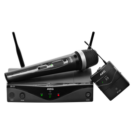 WMS420 - Black - Professional wireless microphone system - Hero