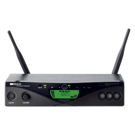 SR470 - Black - Professional wireless stationary receiver - Hero