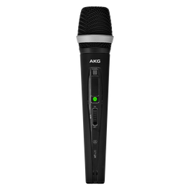 HT420 BandB2 - Black - Professional wireless handheld transmitter - Hero