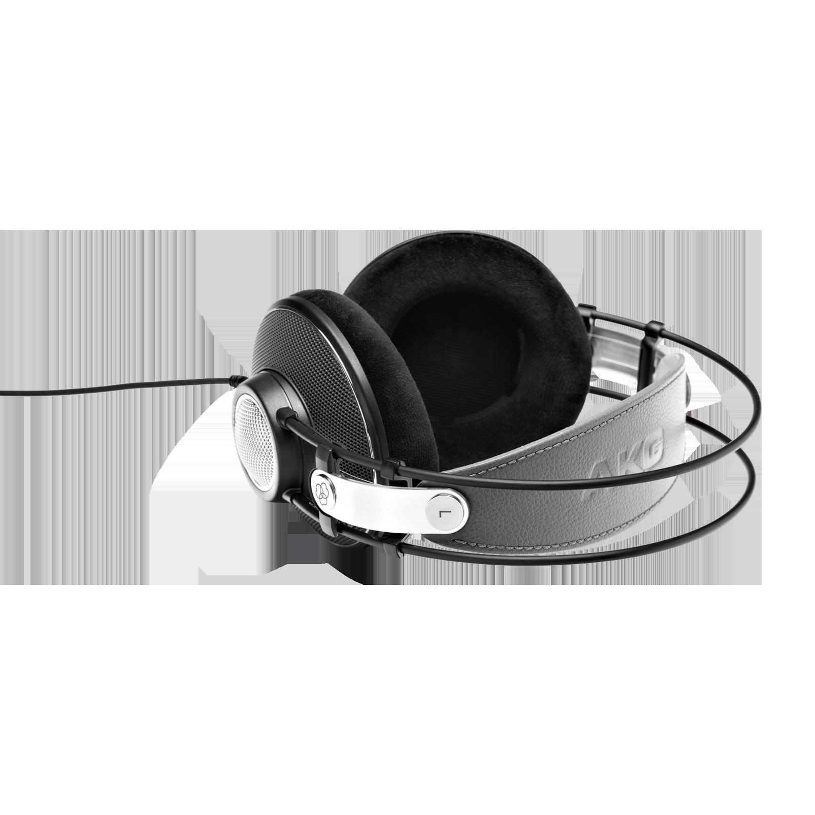 K612 PRO - Black - Reference studio headphones - Detailshot 1