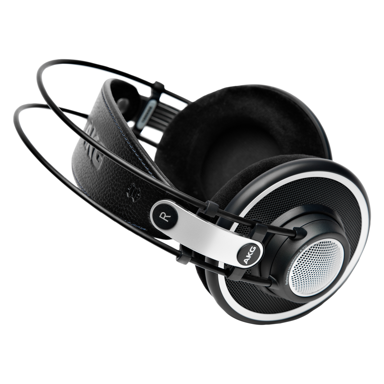 K702 - Black - Reference studio headphones - Detailshot 2