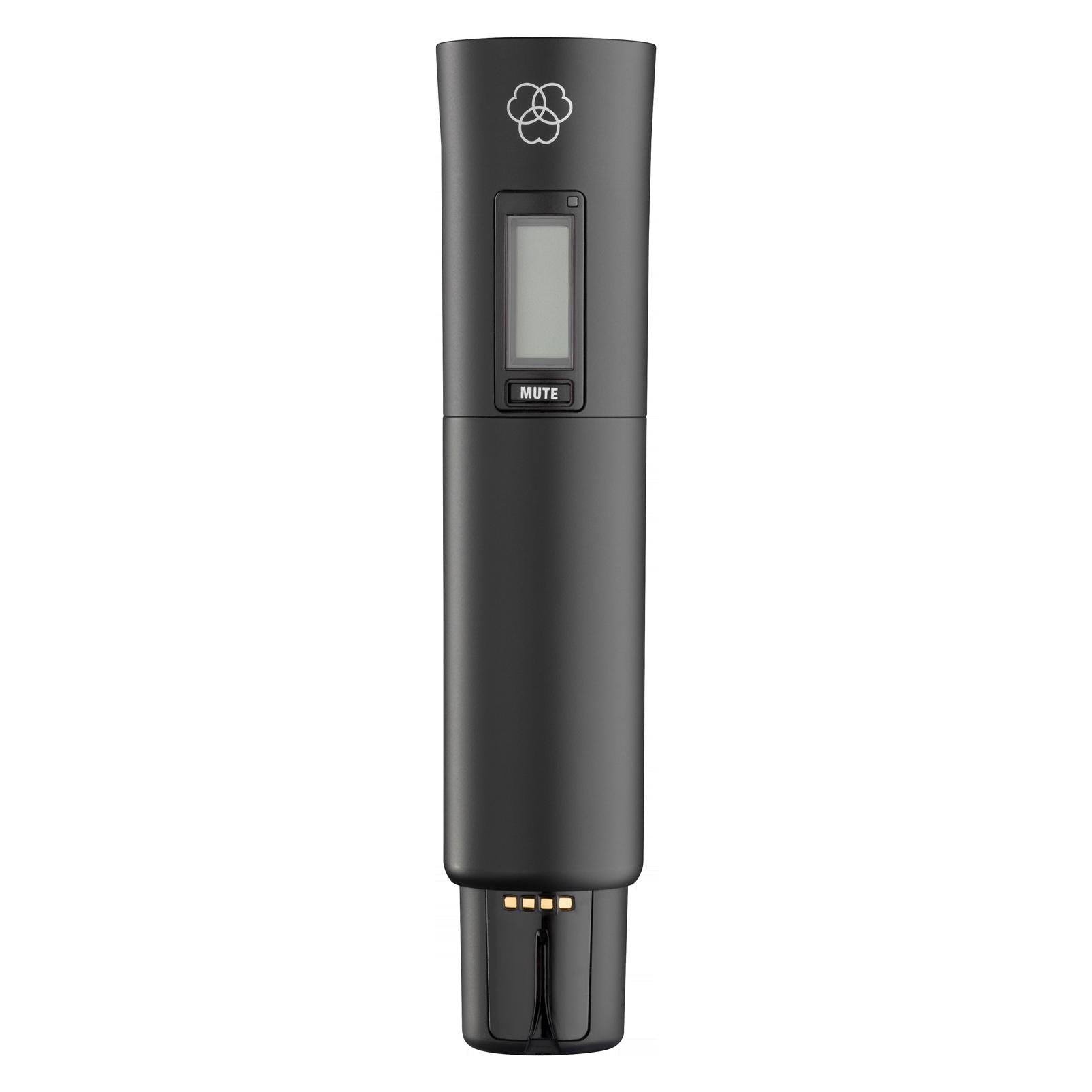 DHT800 Band2 50mW - Black - Reference digital wireless handheld transmitter - Hero