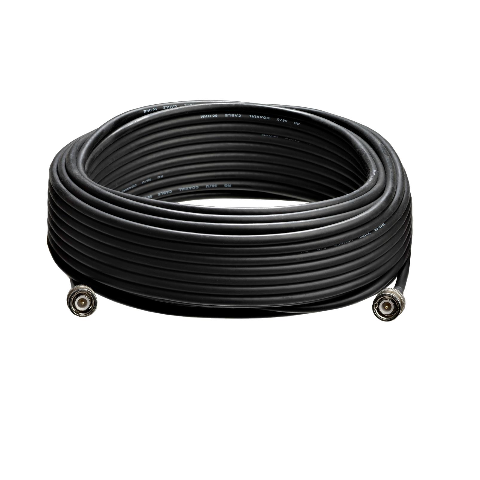 MKA20 - Black - Antenna cable - 20m - Hero