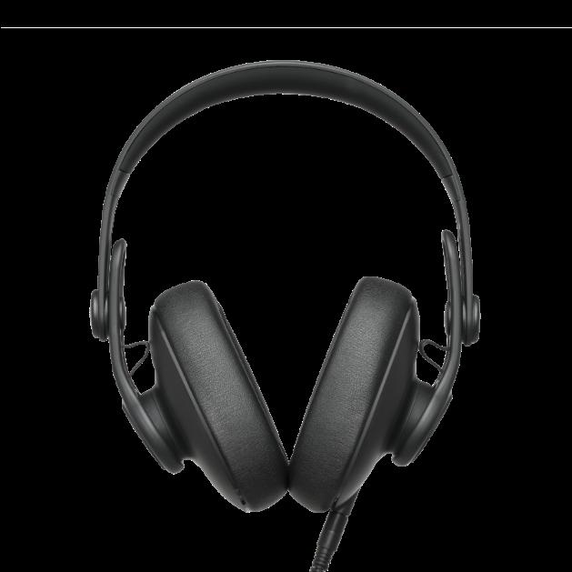 K361 - Black - Over-ear, closed-back, foldable studio headphones  - Detailshot 15